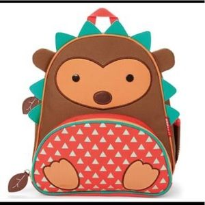 Skip Hop Zoo backpack - Hedgehog